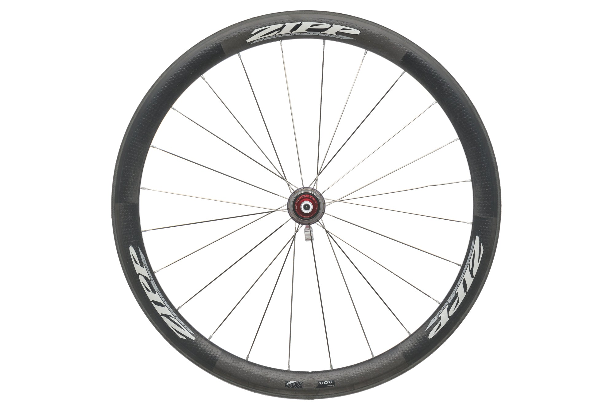 Zipp 303 Carbon Tubular 700c Rear Wheel