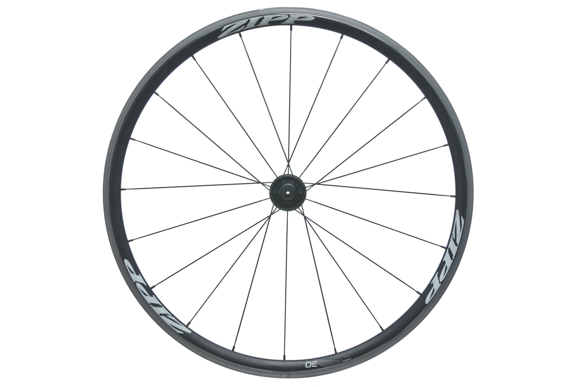 Zipp 30 Aluminum Clincher 700c Rear Wheel drive side