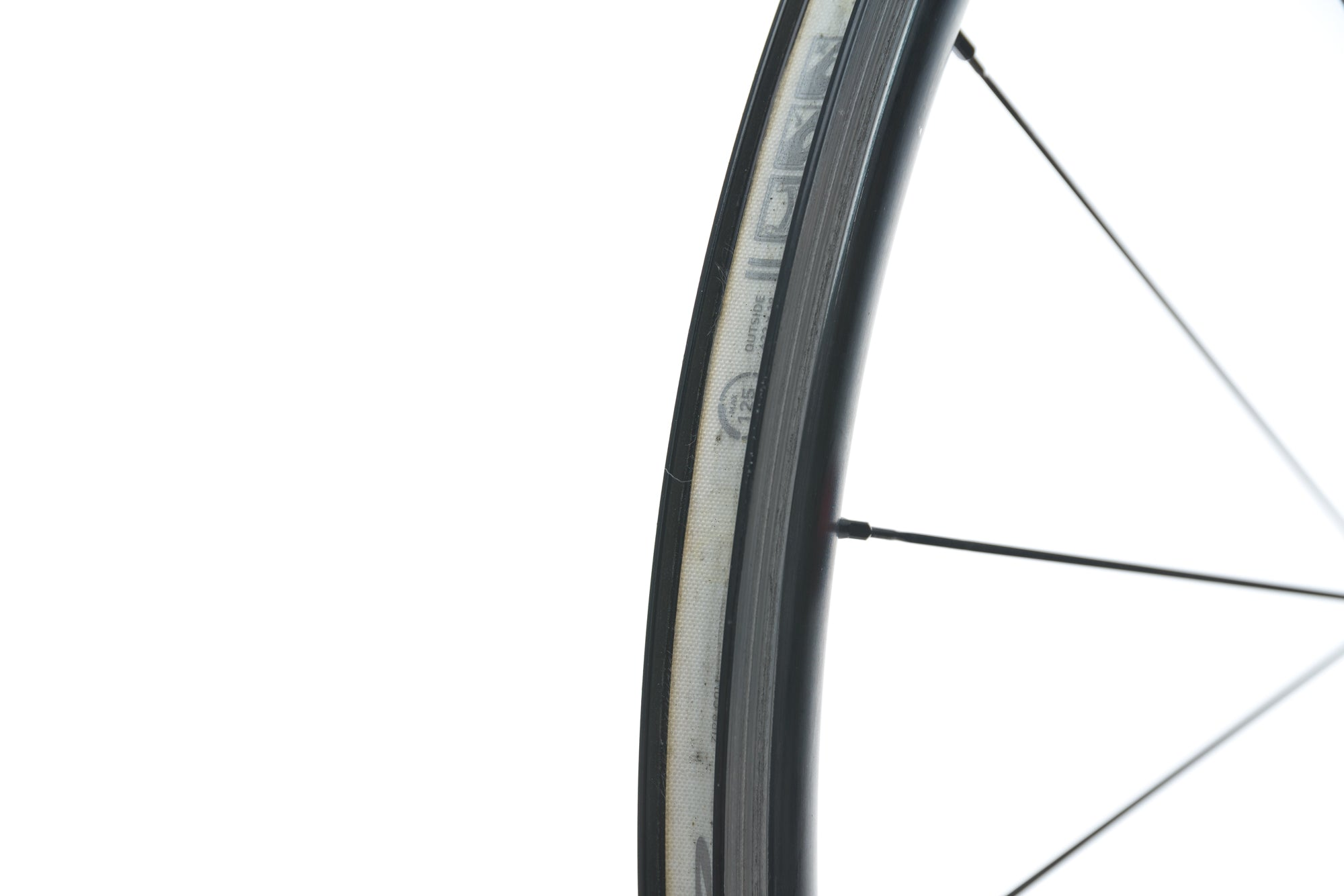 Zipp 30 Aluminum Clincher 700c Rear Wheel drivetrain