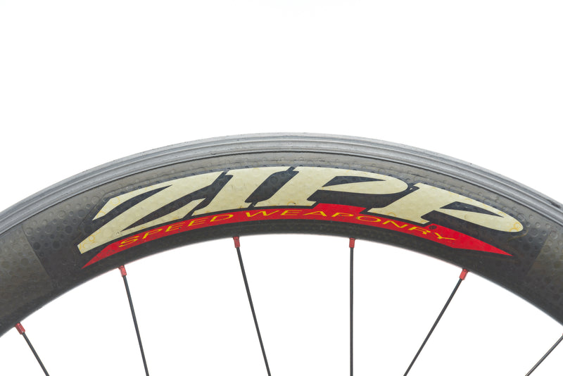 Zipp 404 / CycleOps Powertap SL Carbon Clincher 700c Front Wheel front wheel