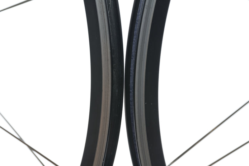 Bontrager Race X Lite / CycleOps Powertap SL 2.4 Aluminum Clincher 700c Wheelset front wheel