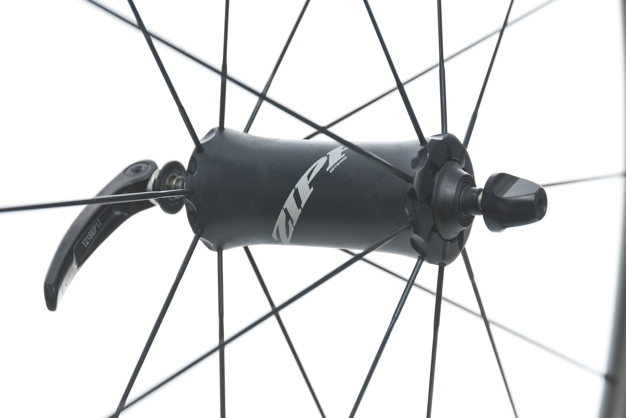 Zipp 303 NSW Carbon Clincher 700c Wheelset sticker