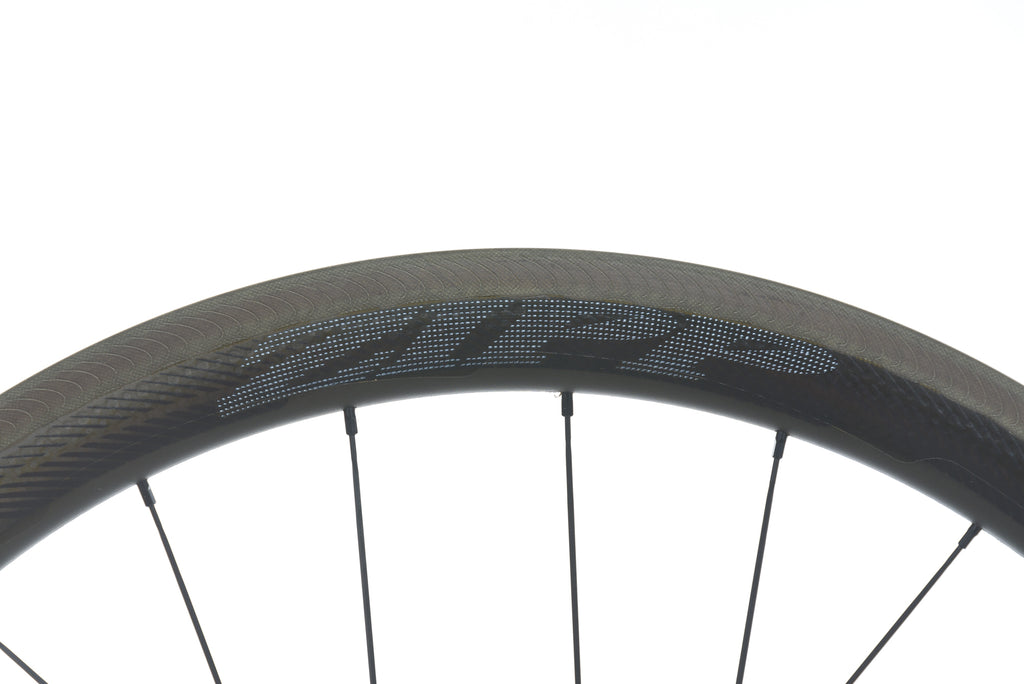 Zipp 303 NSW Carbon Clincher 700c Wheelset cockpit