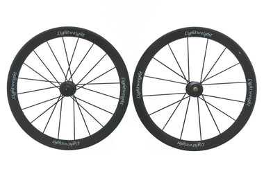 Lightweight Standard 3 Carbon Tubular 700c Wheelset