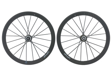 Lightweight Meilenstein Carbon Disc Brake Clincher 700c Wheelset