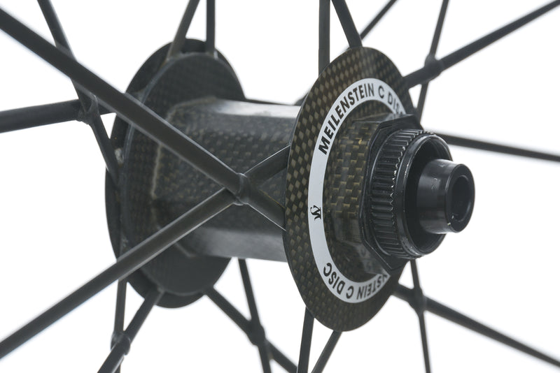 Lightweight Meilenstein Carbon Disc Brake Clincher 700c Wheelset sticker