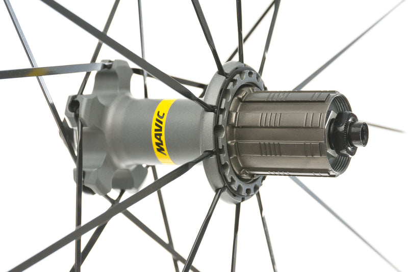 Mavic Ksyrium Elite UST Aluminum Tubeless 700c Wheelset sticker