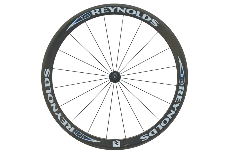 Reynolds DV46 UL Carbon Clincher 700c Front Wheel drive side