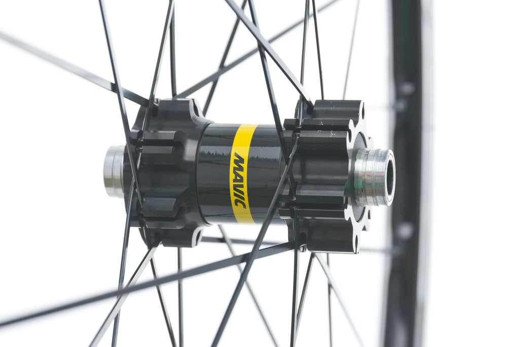 Mavic Ksyrium Disc Aluminum Clincher 700c Front Wheel non-drive side