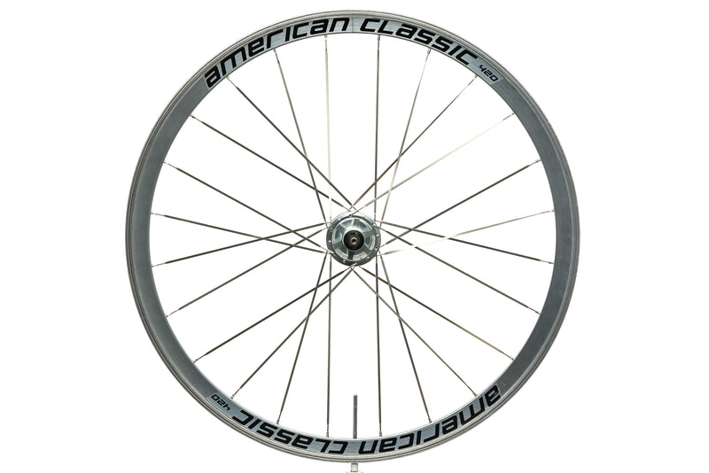 American Classic 420 Aluminum Clincher 700c Rear Wheel drive side