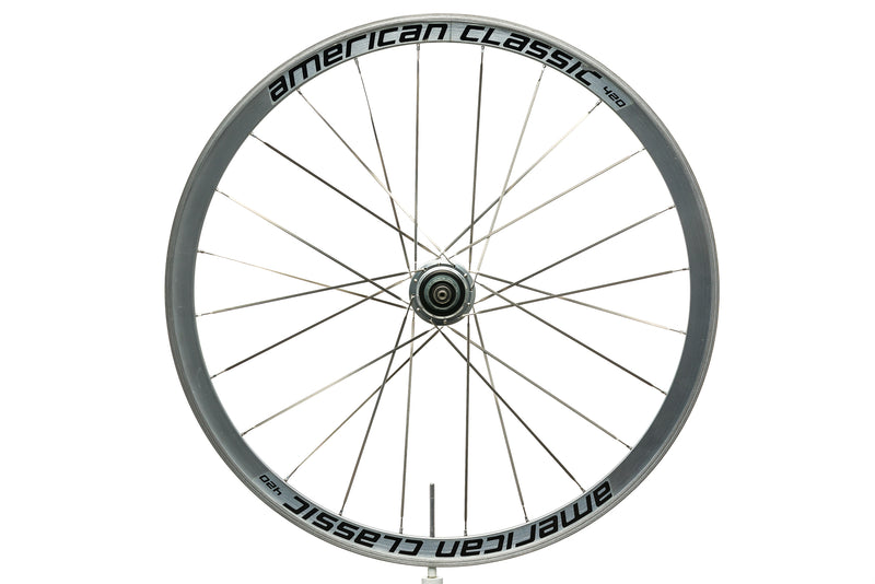 American Classic 420 Aluminum Clincher 700c Rear Wheel non-drive side