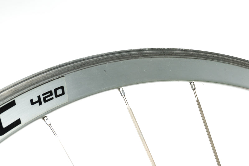 American Classic 420 Aluminum Clincher 700c Rear Wheel detail 3