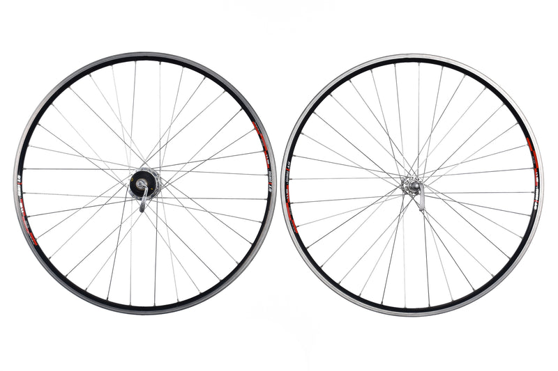Cycleops 2.4 Powertap Aluminum Clincher 700c Wheelset drive side