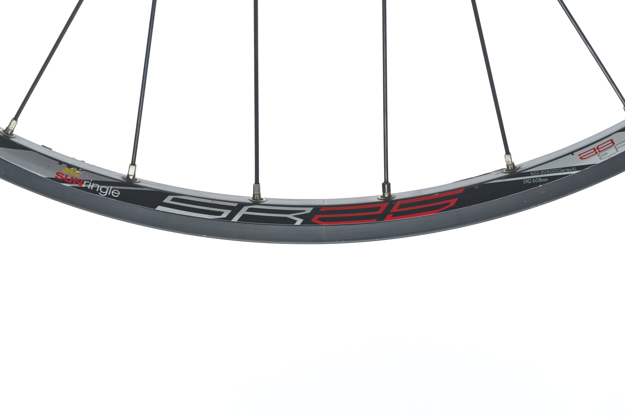 "Sun Ringle SR25 Aluminum Tubeless 29"" Rear Wheel front wheel"