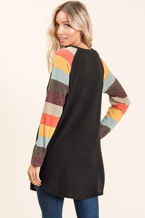 Casual Long Sleeve Tunic!