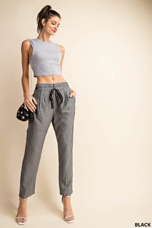 Baggy Stripped Pants!