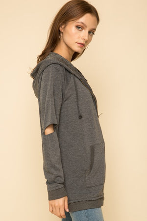 HT Tunic Style Hoodie!