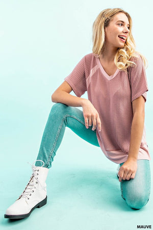 Lightweight Thermal Daily Tee!