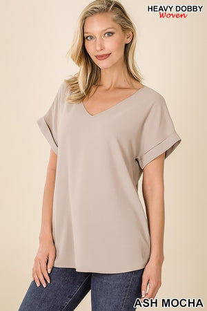 Short Sleeve Blouse!