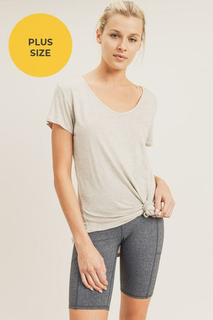 Short Sleeve Basic!