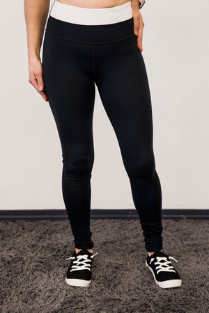 MB High Waist Compression Tight