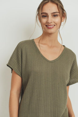 Basic Dolman Shirt!