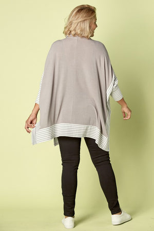 Oversized Sweater In Curvy Style!
