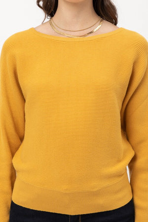 Basic Dolman Sleeve Sweater!
