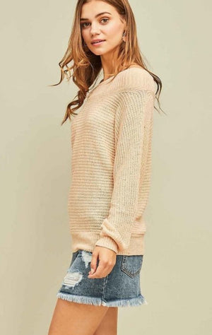 EN Spring Off The Shoulder Top!
