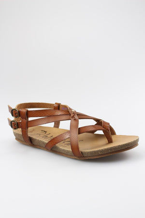 Gineah Brown Sandal!