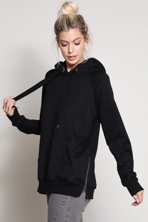 Long Sleeve Hoodie With Pockets!