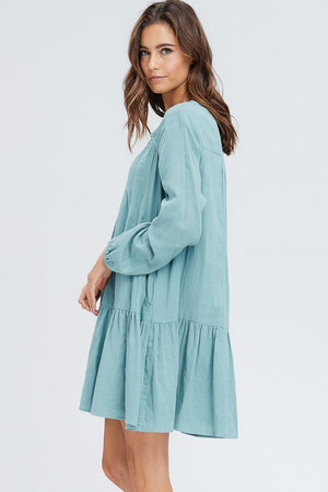 Allison Peasant Dress!