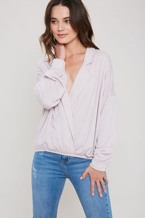 Surplice Top!
