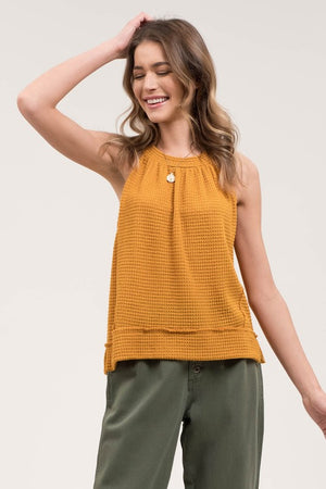 Knit Halter Top!