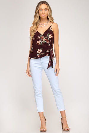 SS Floral Cami!