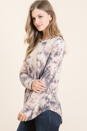 Tie-Dye Tunic Relaxed Fit!