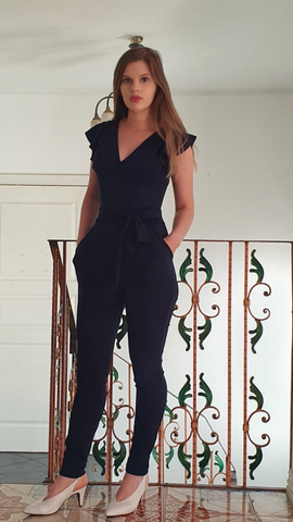 Mary Jumpsuit - Feel Fash