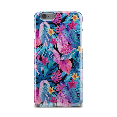 Flower Flamingo Tropical Summer Beach iPhone X - Tech Accessories - Just Say Tees