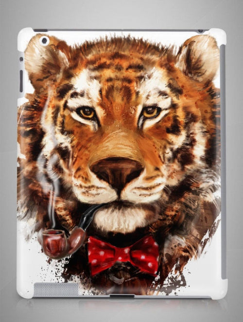 Tiger Painting iPad Case iPad Mini Case iPad Air - Fashion Accessories - Just Say Tees