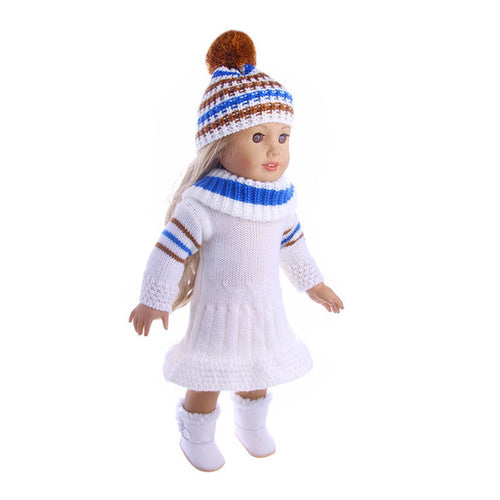 Fashion toys for kids baby girl Skirt&Hat&Scarf - Toys - Just Say Tees
