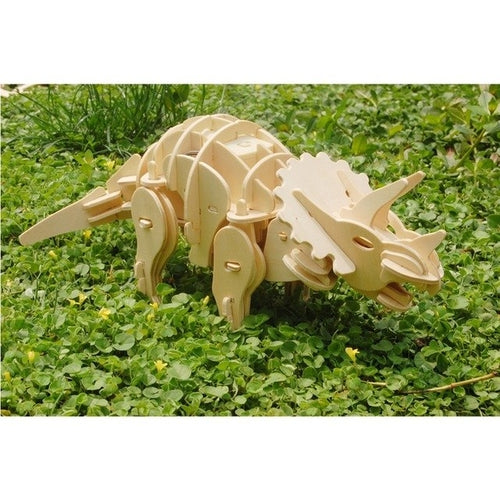 DIY Walking Triceratops Power on/off - Toys - Just Say Tees