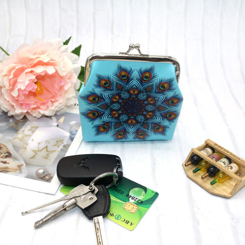 Women Coin Purse Hot Sale Mini Wallet Casual Kids - Bags & Wallets - Just Say Tees