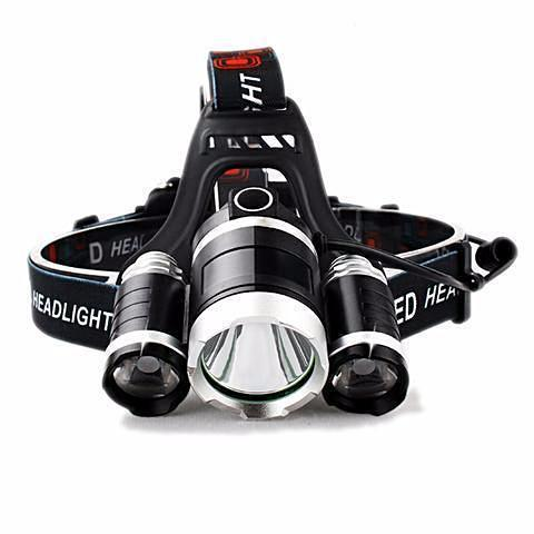 Copy of GE SUPER HEADLAMP - 12000 LUMEN, XM-L T6