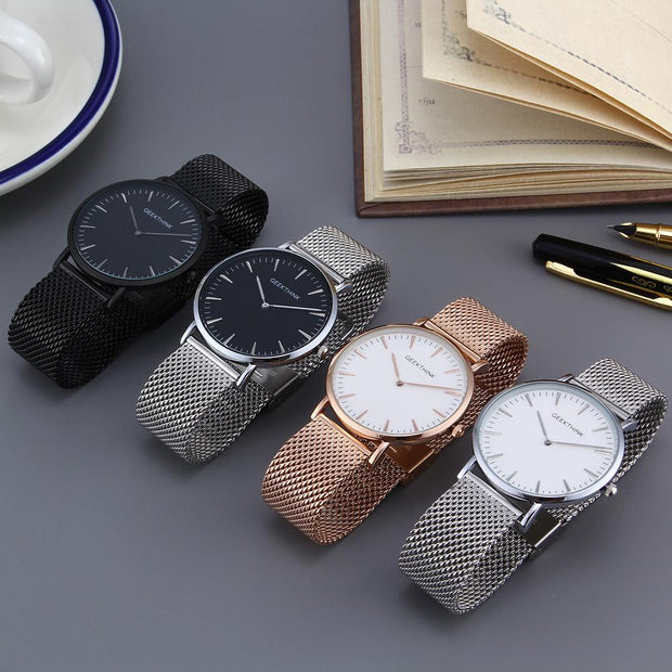 Ultra Thin Men Watch