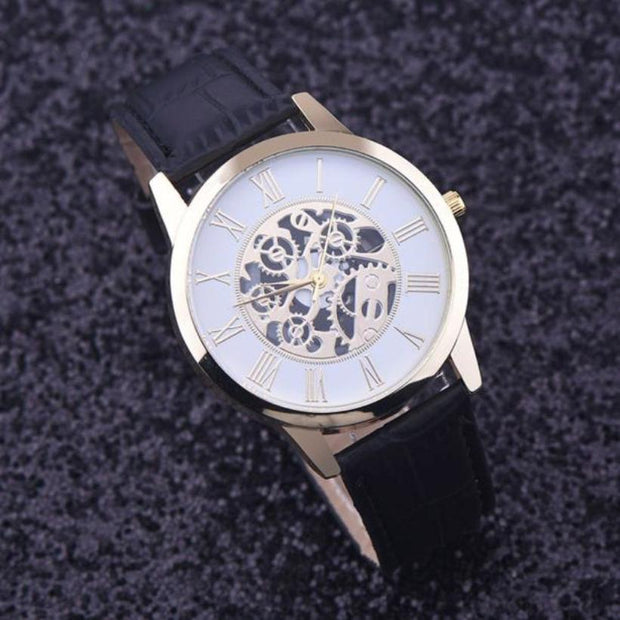 Faux Rome Quartz Watch