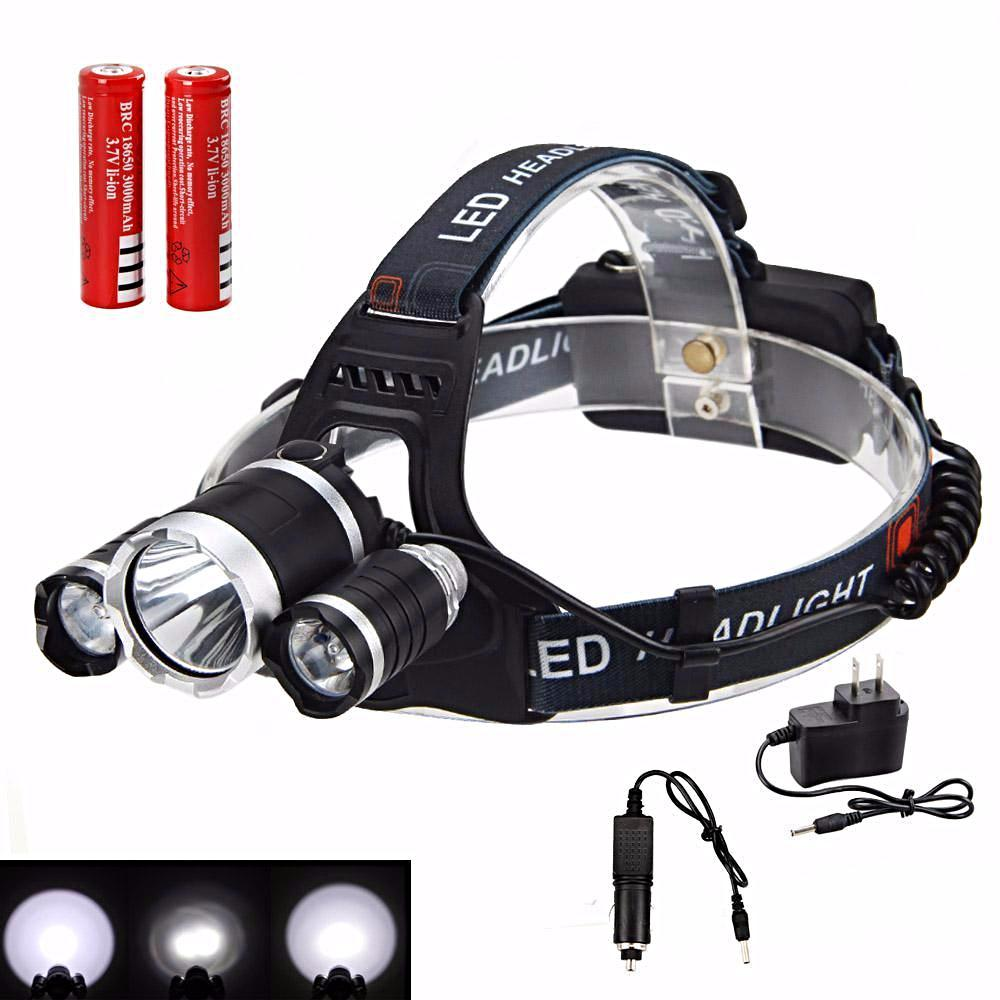 GE SUPER HEADLAMP - 12000 LUMEN, XM-L T6
