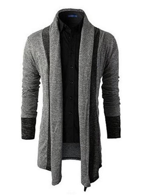 Knitted Fit Cardigan