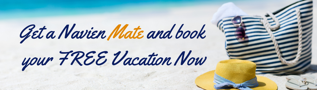 Navien Mate Vacation Package