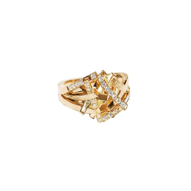 Heights Diamond Ring