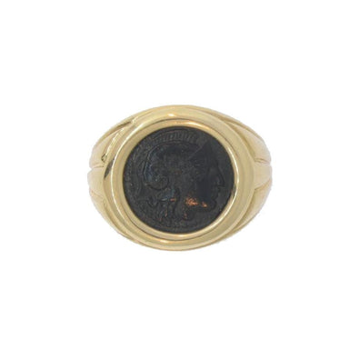 King of Thrace Coin Ring